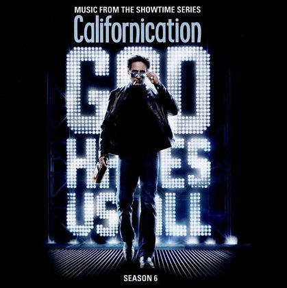 CD Music From The Showtime Series Californication Season 6