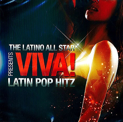 CD Viva! Latin Pop Hitz