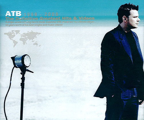 CD ATB 1998-2008 The Definitive Greatest Hits & Video