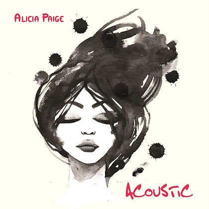 CD Alicia Paige - Acoustic