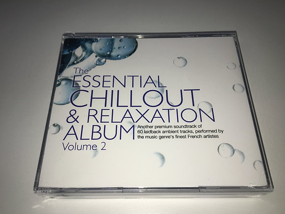 CD The Essential Chillout & Relaxation Album Vol. 2