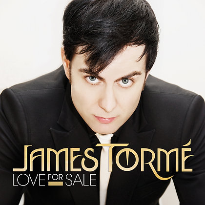 CD James Torme - Love For Sale