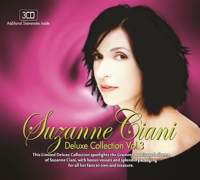 CD Suzanne Ciani - Deluxe Collection Vol.3