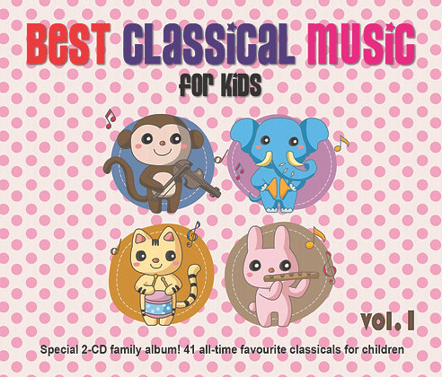 Best Classical Music For Kids Vol.1
