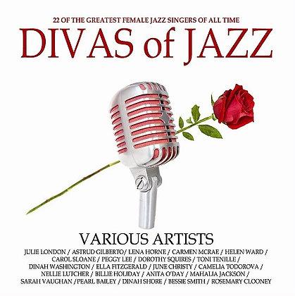 CD Divas of Jazz