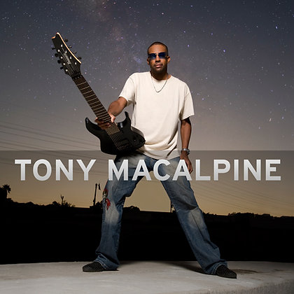 CD Tony Macalpine