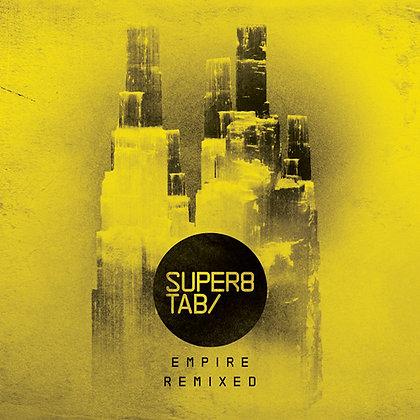 CD Super8 & Tab - Empire Remixed