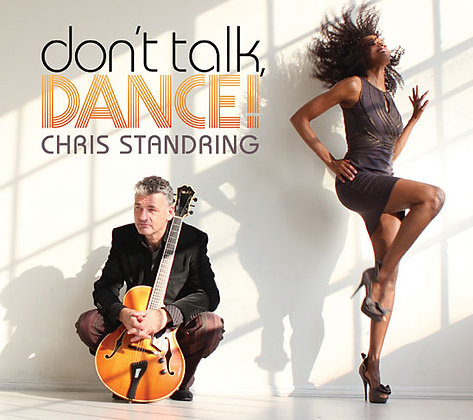 CD Chris Standring - Don't Talk, Dance!