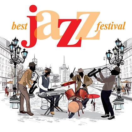 CD Best Jazz Festival