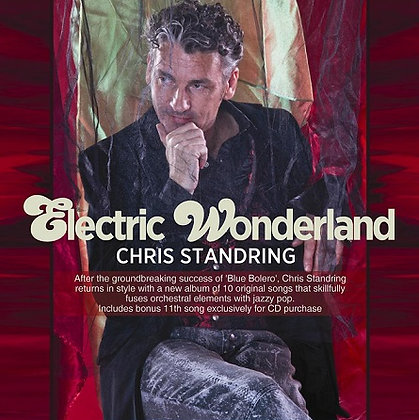CD Chris Standring - Electric Wonderland