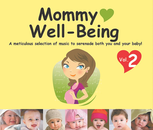 CD Mommy Love Well-Being Vol.2