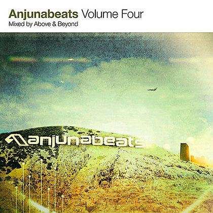CD Anjunabeats Vol.4