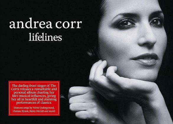 CD Andrea Corr - Lifelines