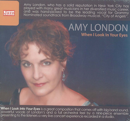 CD Amy London - When I Look In Your Eyes