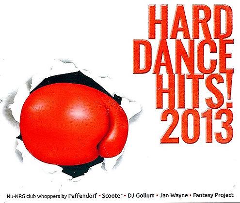 CD Hard Dance Hits! 2013