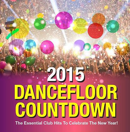 CD 2015 Dancefloor Countdown
