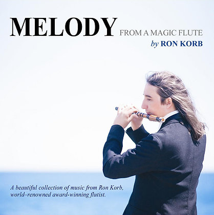 CD Ron Korb - Melody From A Magic Flute
