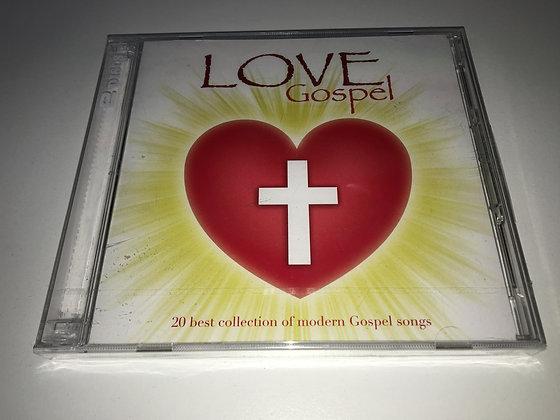CD Love Gospel Vol.1