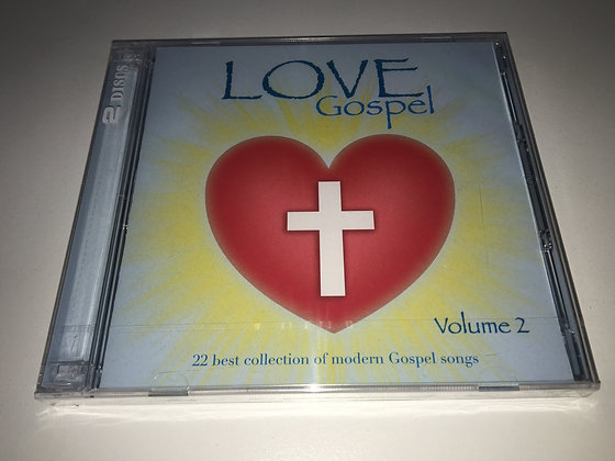 CD Love Gospel Vol.2