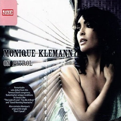 CD Monique Klemann - On Patrol