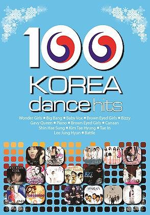 CD 100 Korea Dance Hits