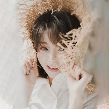 小潘潘全新單曲《貝殼風鈴》暖冬勇敢說愛
