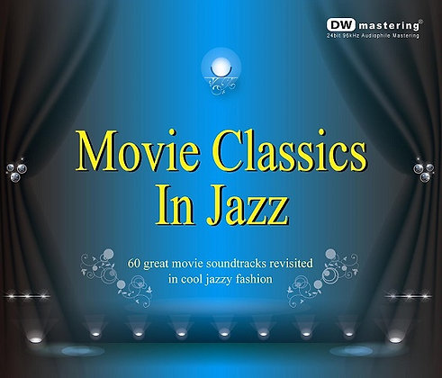 CD Movie Classics In Jazz