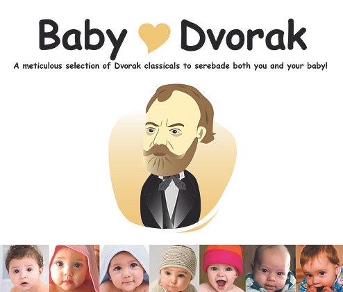 CD Baby Love Dvorak