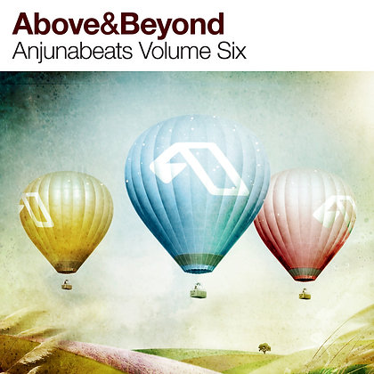CD Anjunabeats Vol.6