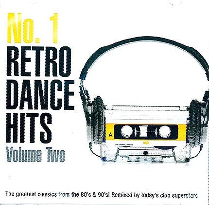 CD No.1 Retro Dance Hits Vol. 2