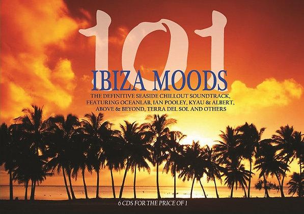 101 Ibiza Moods (6CDs)