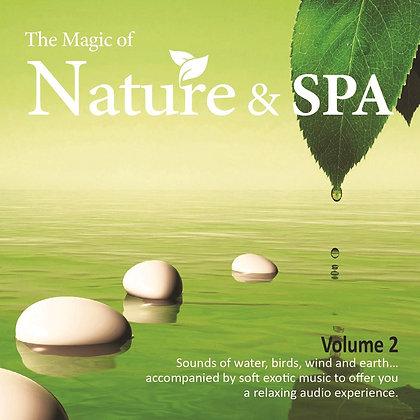 CD The Magic of Nature & Spa Vol. 2