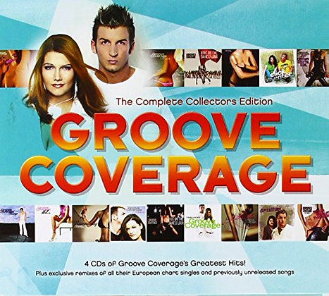CD Groove Coverage - The Complete Collector's Edition