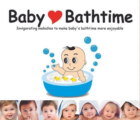 CD Baby Love Bathtime