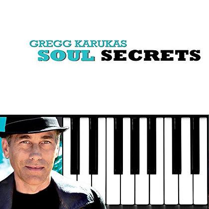 CD Gregg Karukas - Soul Secrets