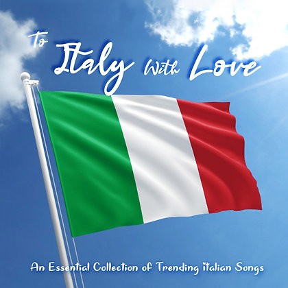 CD To Italy With Love