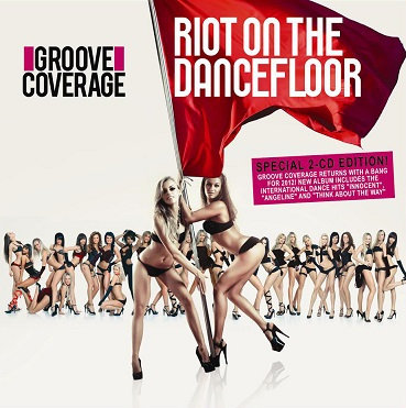 CD Groove Coverage - Riot On The Dancefloor