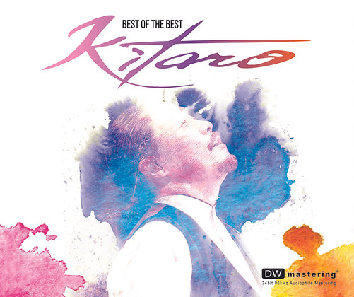 CD Best Of Kitarō