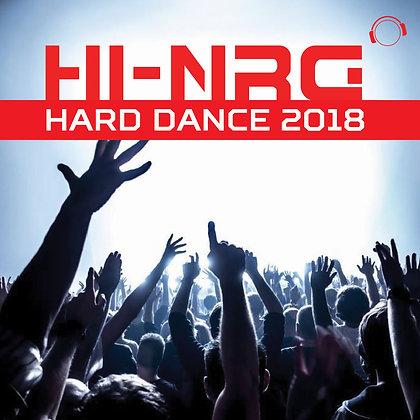 CD HI NRG Hard Dance 2018