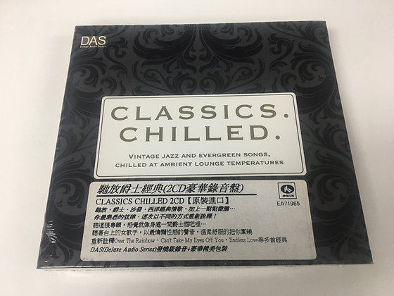 CD Classics Chilled