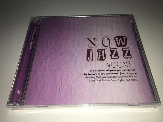 CD Now Jazz Vocals