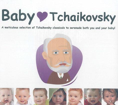 CD Baby Love Tchaikovsky