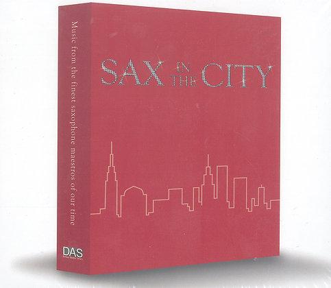CD Sax In The City