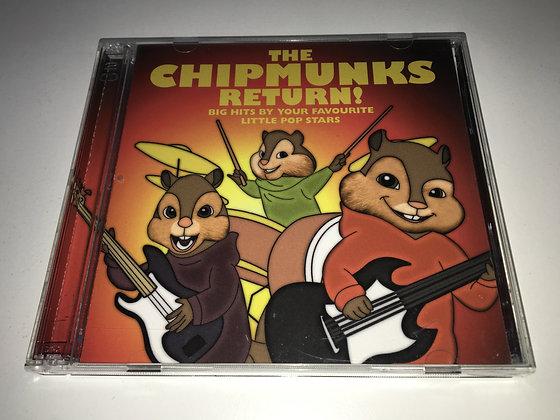 CD The Chipmunks Return!