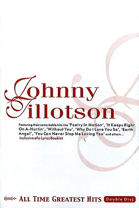 CD Johnny Jillotson - All Time Greatest Hits