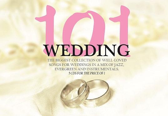 CD 101 Wedding