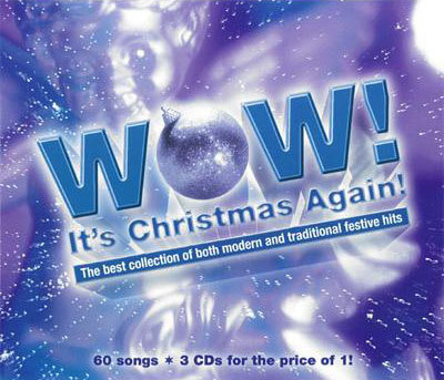 CD Wow! It's Christmas Again