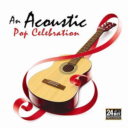 CD An Acoustic Pop Celebration