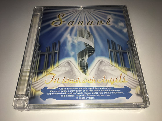 CD Sanave - In Touch With Angels