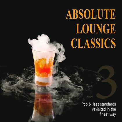CD Absolute Lounge Classics 3